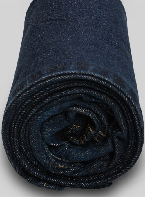 Bullet Denim Jeans - Hard Wash - Whiskers