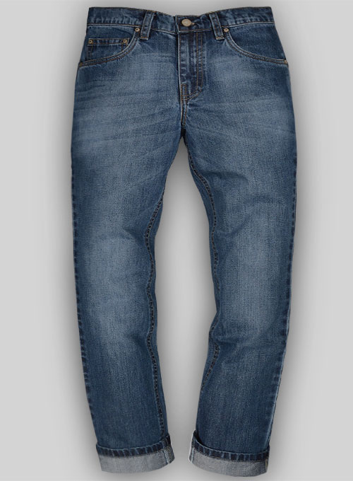 Bullet Denim Jeans - Indigo Wash