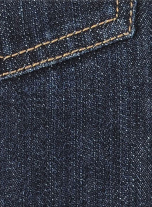 Bullet Denim Jeans - Hard Wash