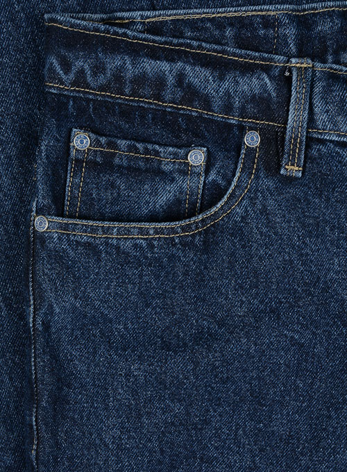 Bull Heavy Denim Jeans - 15.5oz - Denim-X