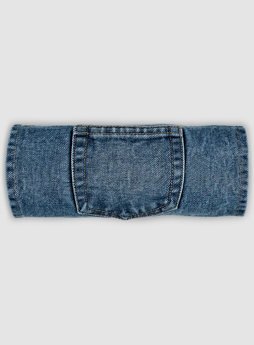 Bull Heavy Denim Jeans - 14oz - Blast Wash