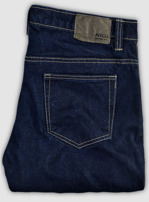 Bull Heavy Denim Jeans - 15.5oz - Hard Wash