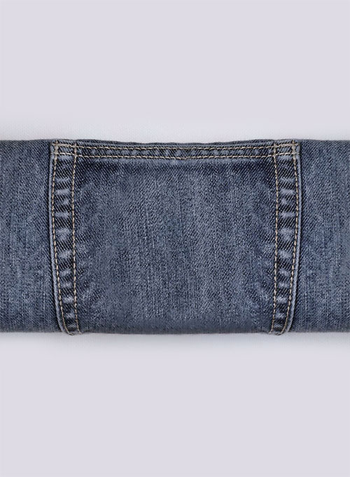 Chapel Blue Jeans - Blast Wash
