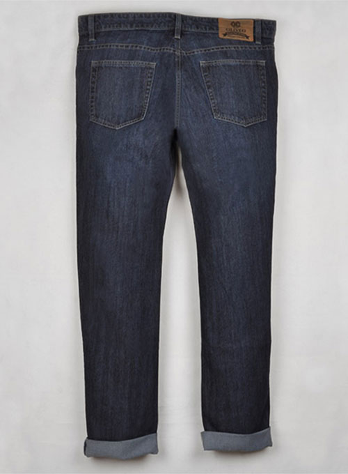 Chapel Blue Jeans - Scrape Wash