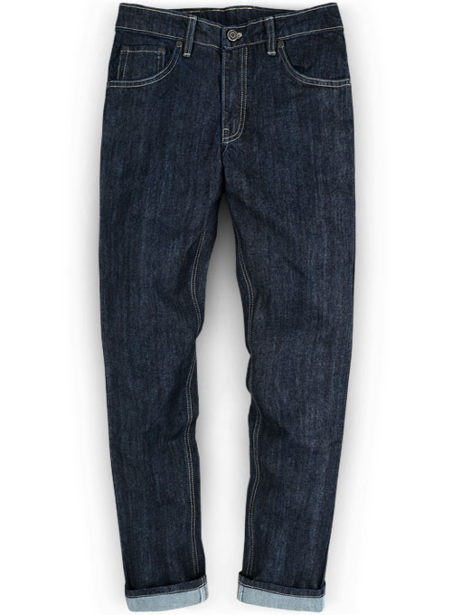 Chapel Blue Jeans - Hard Wash