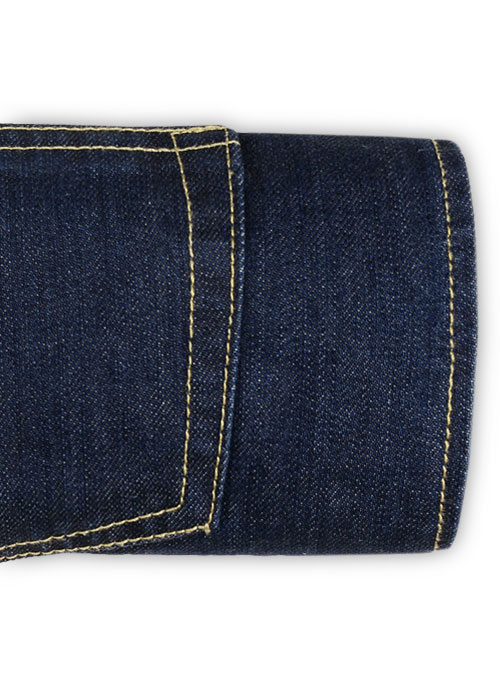 Charlie Blue Jeans - Hard Wash - Click Image to Close