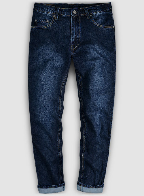 Classic 12oz Scrape Wash Denim Jeans