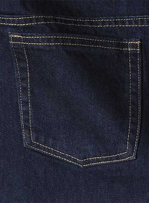 Classic Heavy Hogan Denim Jeans - DenimX Wash