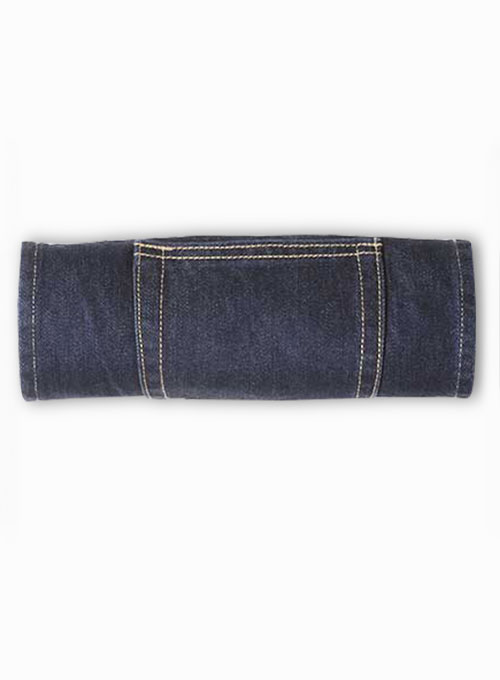 Classic Heavy Hogan Denim Jeans - Hard Wash