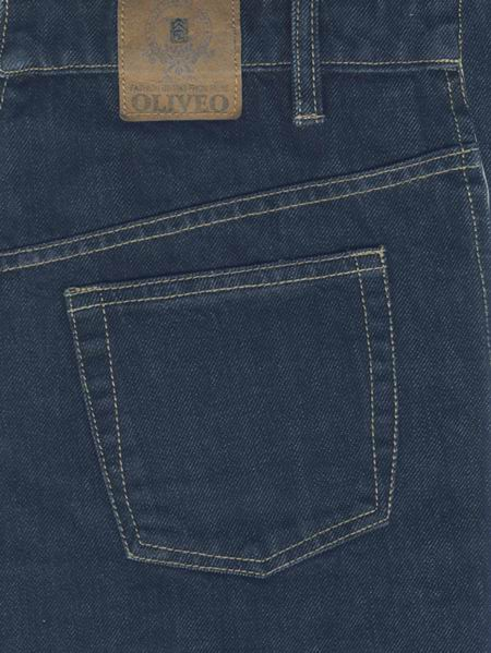 Coated Denim Jeans - Denim-X Washed