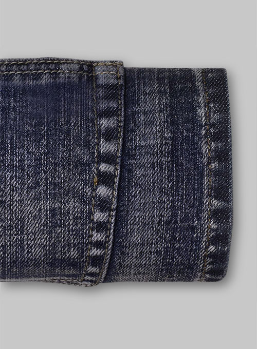 Dagger Stretch Jeans - Vintage Wash