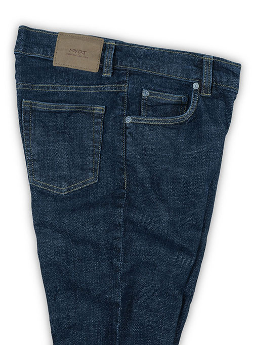 Dagger Stretch Jeans - DenimX Wash