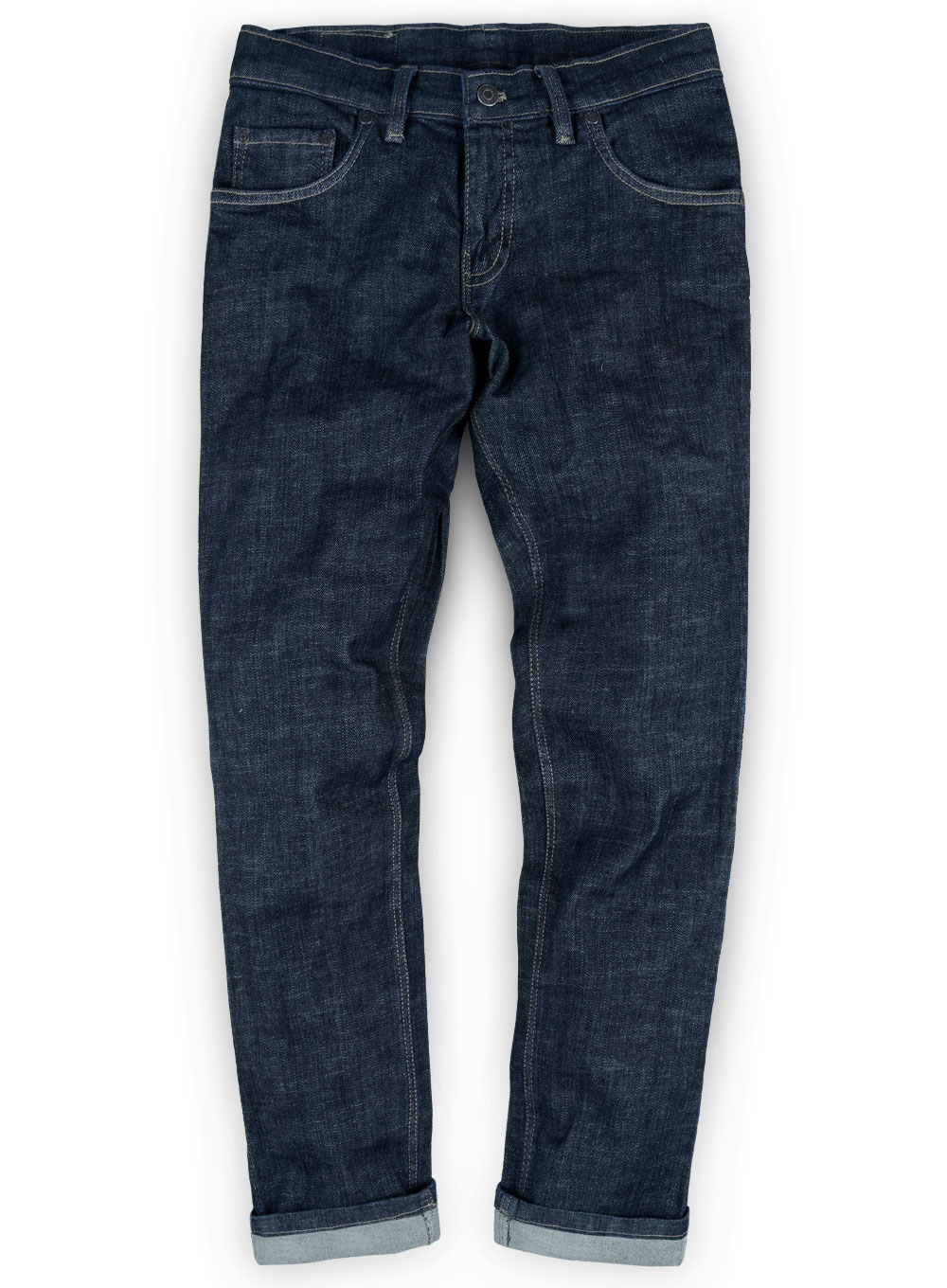 Dagger Stretch Jeans - Hard Wash