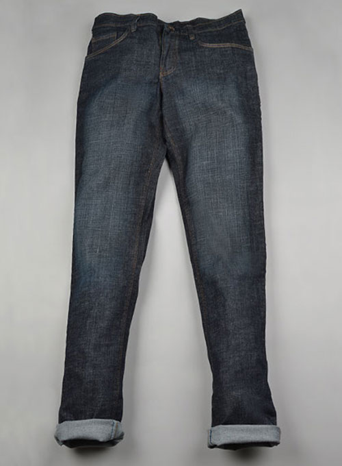 Dagger Stretch Scrape Wash Jeans - Look #225
