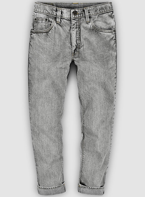 Denver Gray Blast Wash Jeans