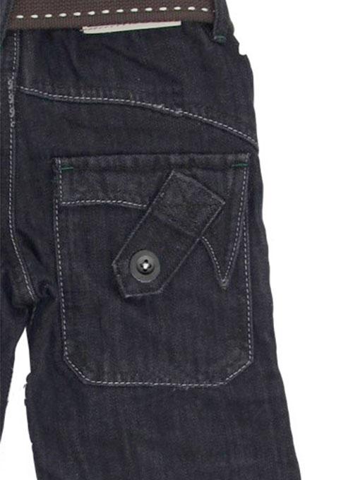 designer flap pocket