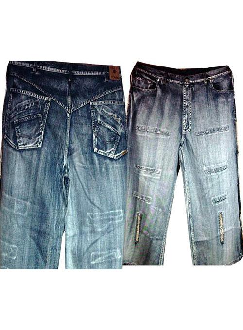 High Waist Womens Jeans