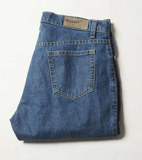 Diesel Blue Jeans - Light Blue