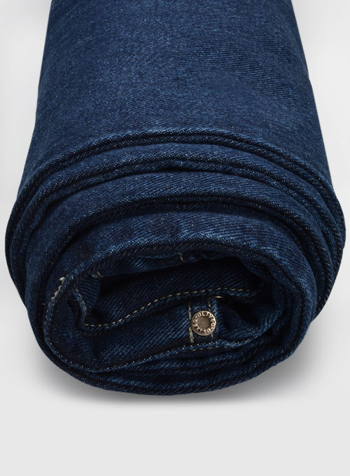 Dark Blue 14.5oz Heavy Denim Jeans