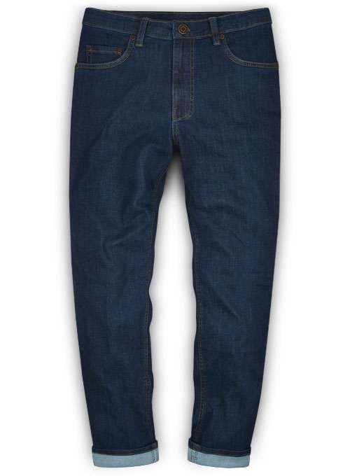 Draper Blue Denim-X Wash Stretch Jeans