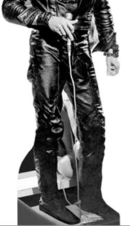 Elvis Presley Leather Pants - 50 Colors