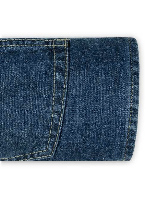 Farmer Blue Jeans - Denim X Wash - Click Image to Close