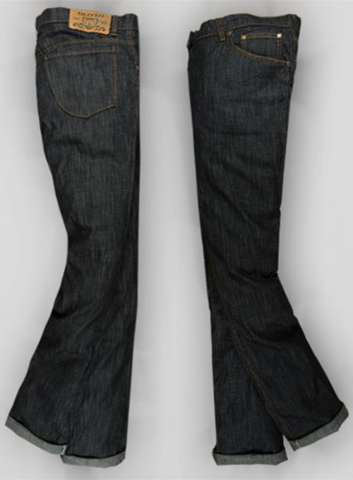 6oz Feather Light Weight Hard Wash Jeans - Look # 119