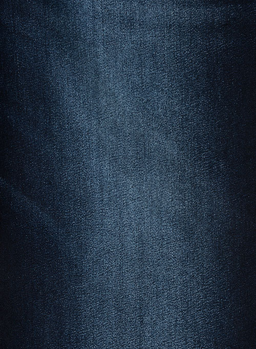 Foster Blue Stretch Hard Wash Whisker Jeans