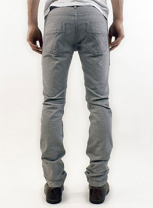 Front Style Cargo Jeans