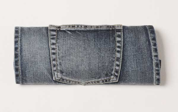 Furnace Stretch Denim Jeans - Vintage Wash