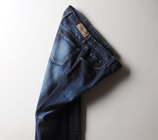 Furnace Stretch Denim Jeans - Denim X