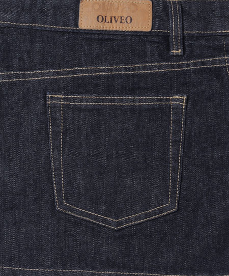 Furnace Stretch Denim Jeans - Hard Wash
