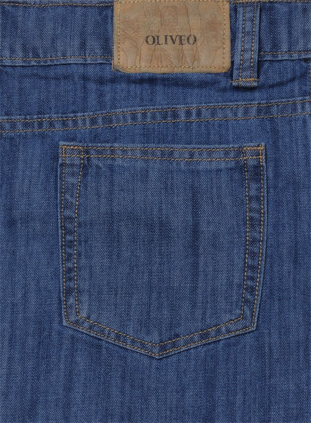 Hammer Blue Jeans - Light Blue