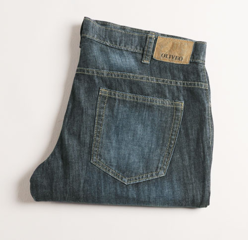 Hammer Blue Jeans - Hard Wash Scrape