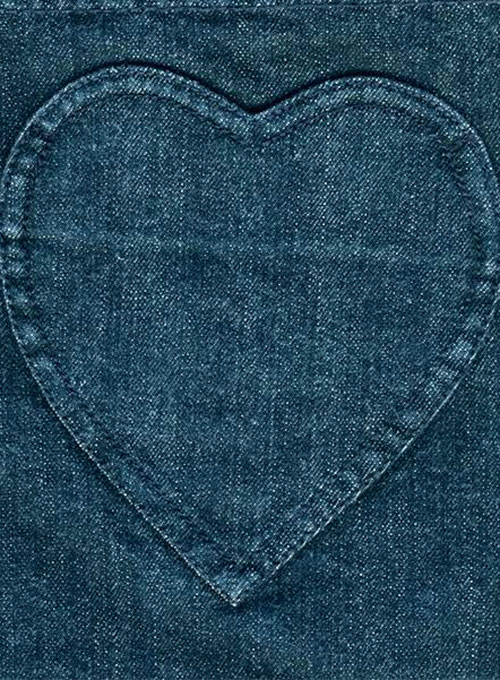 heart shaped back pocket heart shaped back pocket
