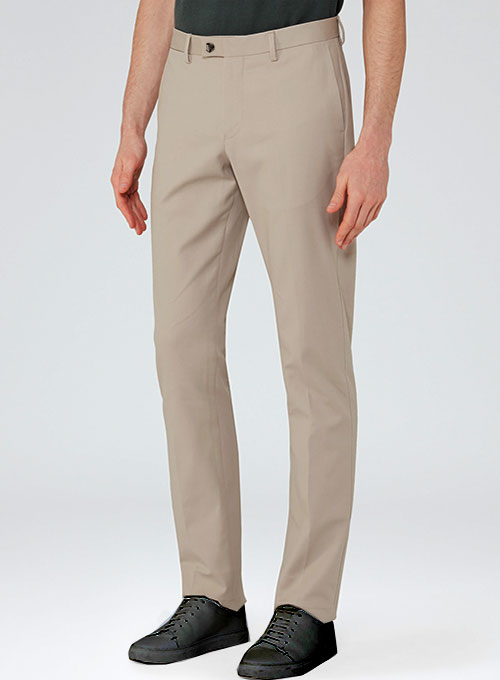 Heavy Chino Dress Pants