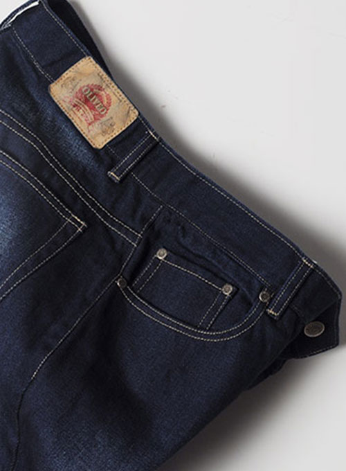 Heavy Hippo Blue - 15 oz - Scrape Wash