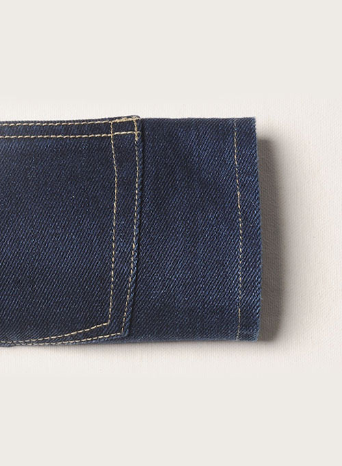 Heavy Hippo Blue - 15 oz - Hard Wash