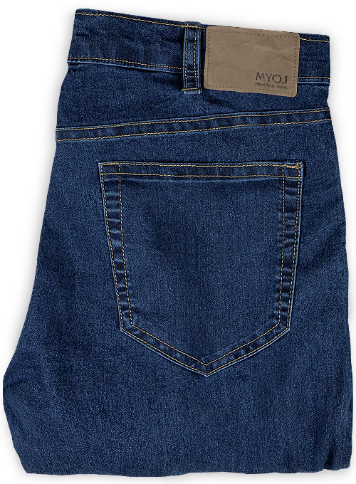 Indigo Blue Jeggings - Light Weight Jeans - Denim-X