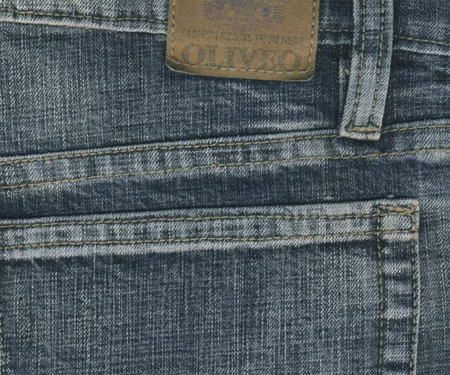 Italian Denim - Vintage Wash