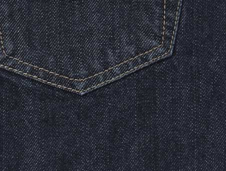 Rugged Jagger Blue - Denim-X