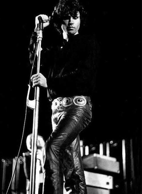 Jim Morrison Leather Pants Jim Morrison Leather Pants