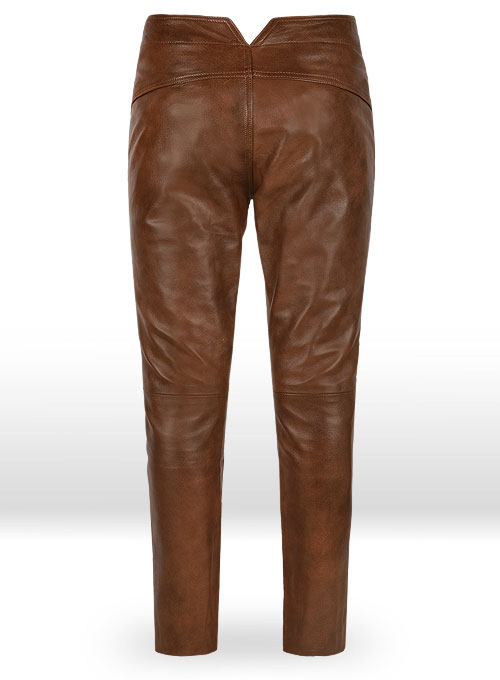 Jim Morrison Leather Pants -  50 Colors