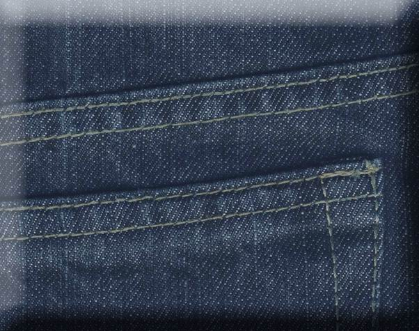 Cross Hatch Jeans - Blue