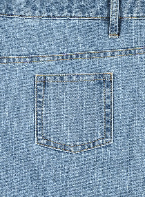 Cross Hatch Jeans - Light Blue