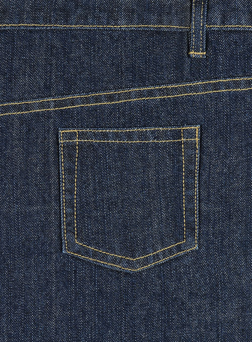 Cross Hatch Jeans - Blue - Hard Wash