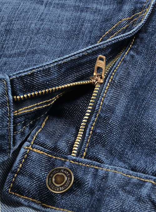 Jones Blue Jeans - Indigo Wash - Click Image to Close