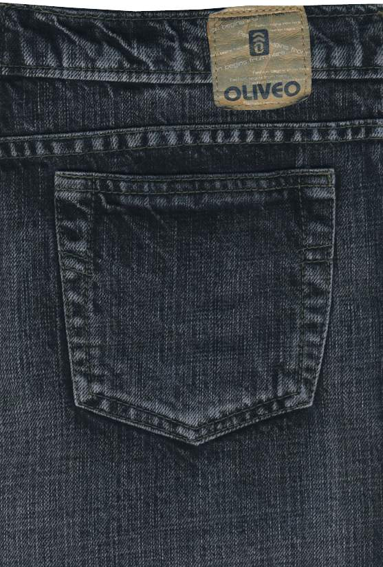 Kato Black Vintage Wash