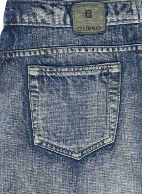 Kato Blue Vintage Wash