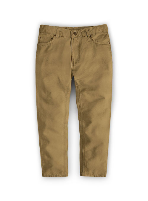 Kids Summer Weight Khaki Chino Jeans